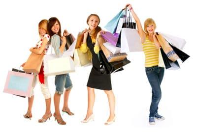 Los turistas prefieren ir de compras en Madrid y Barcelona
