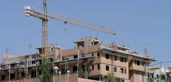 En España se reanuda la construcción