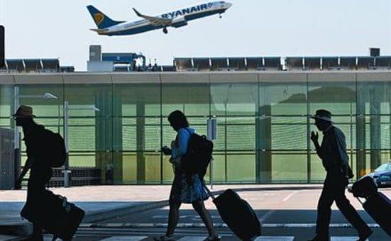 El aeropuerto internacional de Barcelona superando los récords