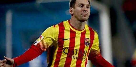 Messi espera llegar a la final de la Champions League 2013-2014