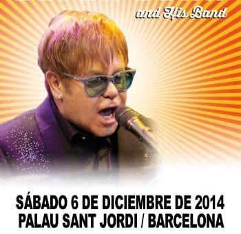 El concierto de Elton John en Barcelona