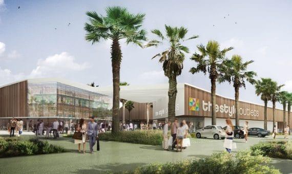 Nuevo centro comercial en Viladecans