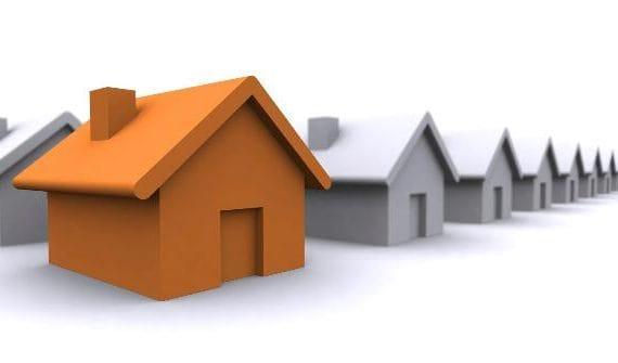 El número de nuevas propiedades sin vender en España se redujo