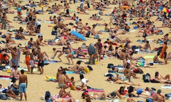 Los gastos turísticos en España