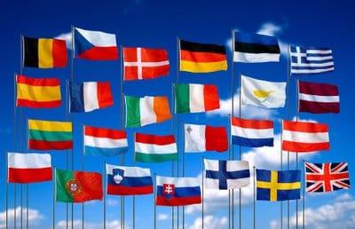 Precios inmobiliarios en diferentes países europeos