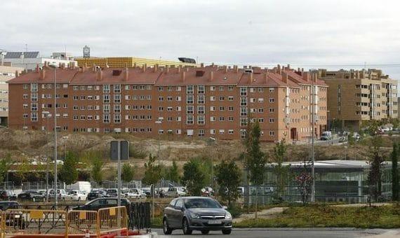 El precio de los inmuebles en España aumentó un 4,1% en el tercer trimestre de 2014