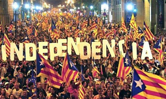 En Cataluña se ha celebrado el referéndum no oficial sobre la independencia
