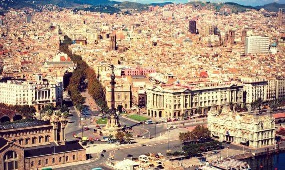 Barcelona se convirtió en la capital española del comercio