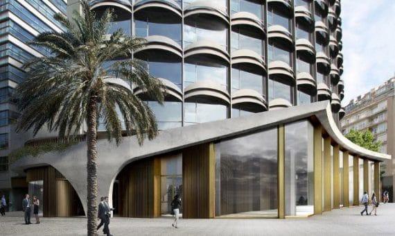 El edificio Winterthur albergará apartamentos de lujo