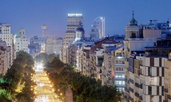 Alquiler de inmuebles en Barcelona es cada vez más popular