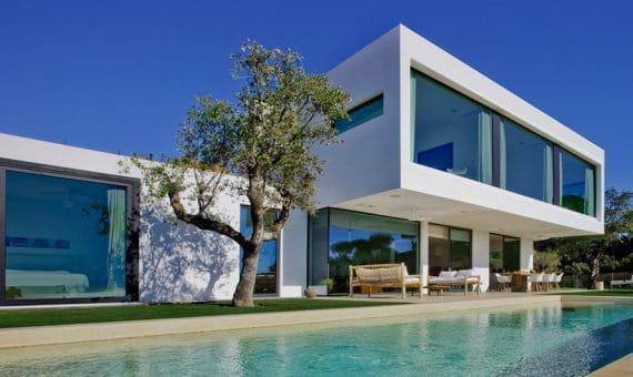 El alto nivel de crecimiento de las ventas de las propiedades inmobiliarias en España