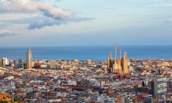 Las inversiones en los inmuebles en Barcelona están aumentando