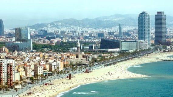 Cataluña lidera en el número de turistas internacionales