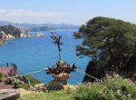 12731 – Villa con vistas espectaculares al mar en urbanización Cala Sant Francesc, Blanes | 11799-20-150x110-jpg