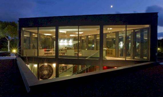 Exclusiva casa moderna en venta en Sitges, zona Terramar | 12332-0-570x340-jpg