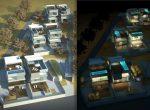 12673 –  Solar en venta con proyecto de construcción de 6 casas de lujo en Zona Alta de Barcelona   12400-3-150x110-jpg