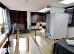 11270 – Venta de una casa adosada con piscina y vistas al mar en Castelldefels | 5413-4-150x110-jpg