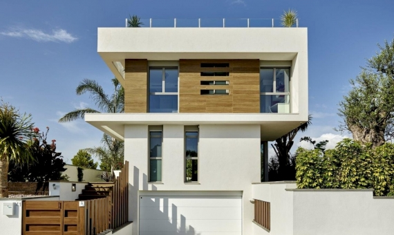 Lujosa villa de obra nueva cerca del mar en L´Ametlla de MAr | 6071-9-570x340-jpg
