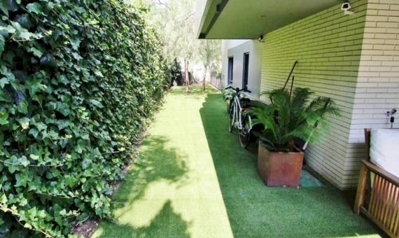 Piso con jardín privado en Pedralbes | 6272-8-570x340-jpg