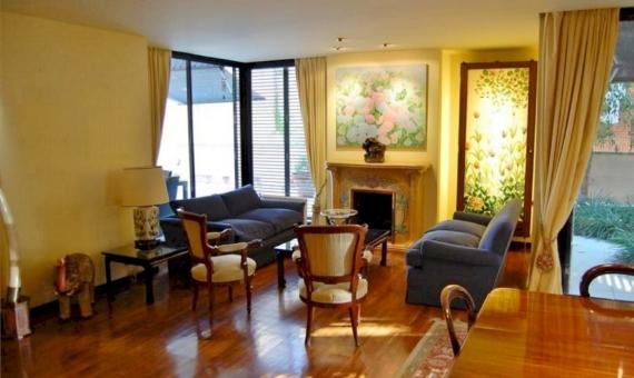 Lujoso apartamento de 230 m2 con jardin de 200 m2 en Sarria, Zona Alta de Barcelona | 2-lusa-flat-sarria-3-420x280-1-jpg
