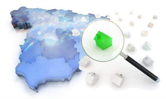 Los precios de la vivienda subieron un 2,3% este año y hasta un 5% en 2018