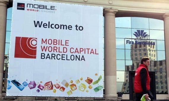 Mobile World Congress MWC 2017 en Barcelona