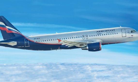 Aeroflot duplicará el número de vuelos a Barcelona