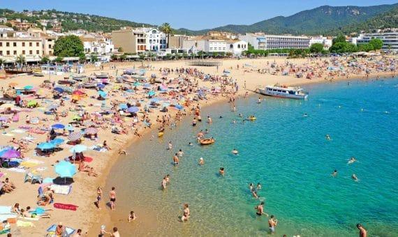 Alquiler de apartamentos junto al mar en España ha subido este verano