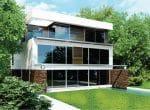 2156 – Terreno con el proyecto para construir una casa de dos plantas en Gava Mar | 0-1-150x110-jpg