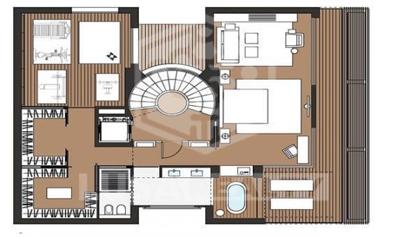 2156 Terreno con el proyecto para construir una casa de dos plantas en Gava Mar | 0-1-570x340-jpg