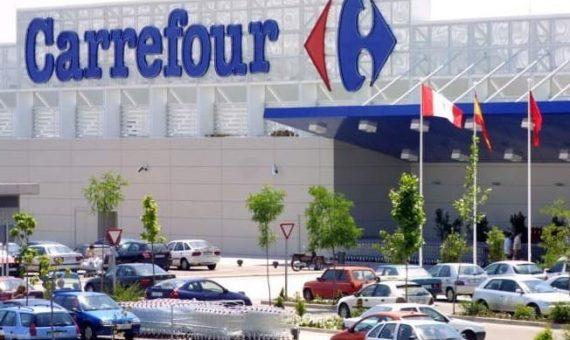 Venta del local comercial alquilado por una cadena de supermercados CARREFOUR en la ciudad de Barcelona | carrefour-camas-570x340-jpg