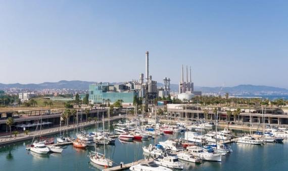 Promoción de la obra nueva en la zona Port Forum | shutterstock_324910028-570x340-jpg
