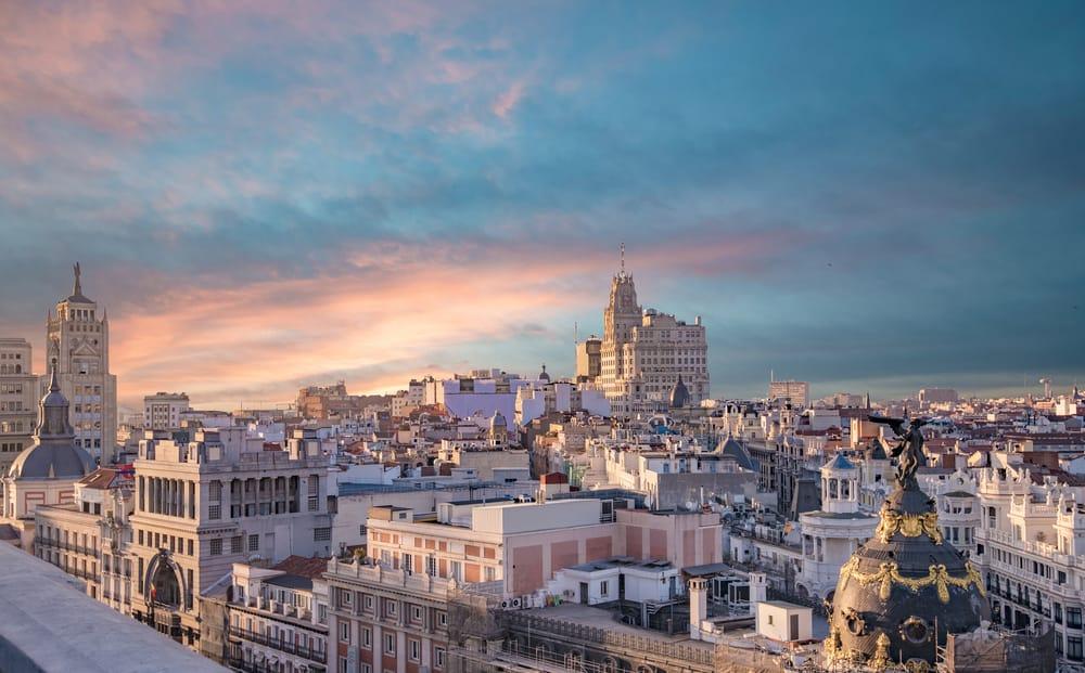 Madrid es el paraiso fiscal de España