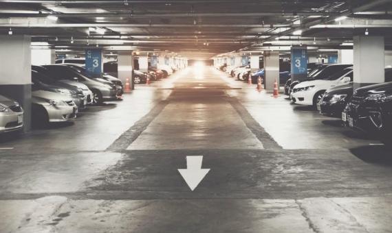 Parking para 280 plazas en la zona de Gracia cerca de Passeig de Gracia | shutterstock_723048799-570x340-jpg
