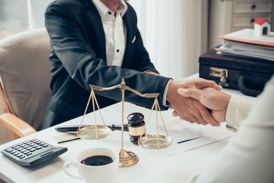 Asistencia jurídica en España
