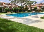 Casa adosada en la zona privada con un gran jardín y una piscina | 00007lusa-gava-mar-150x110-jpg