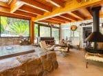 Casa adosada de 500 m2 con piscina privada en la prestigiosa urbanización de Can Roca | image-2-150x110-jpg