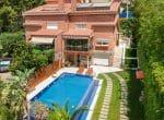 Casa adosada de 500 m2 con piscina privada en la prestigiosa urbanización de Can Roca | image-2-2-150x110-jpg