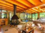 Casa adosada de 500 m2 con piscina privada en la prestigiosa urbanización de Can Roca | image-3-150x110-jpg