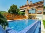 Casa adosada de 500 m2 con piscina privada en la prestigiosa urbanización de Can Roca | image-670068-150x110-jpg