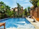 Casa adosada de 500 m2 con piscina privada en la prestigiosa urbanización de Can Roca | image-670070-150x110-jpg