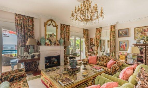 Villa  en Marbella. 832 m2, jardin, piscina, aparcamento,    | 263-00109p_12626-570x340-jpg